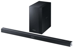 TV Soundbar - Samsung HW-J450